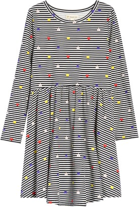 Tucker + Tate Stripe Long Sleeve Dress