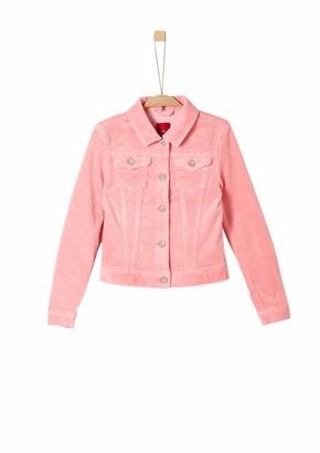 S'Oliver Girl's 66.908.56.2637 Jacket
