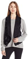 Tart Collections Women's Sheri Fur Vest
