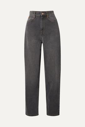 Etoile Isabel Marant Corsy Jeans - Dark gray