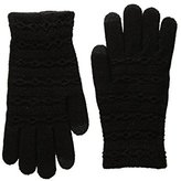 Steve Madden Women's CABLE I TOUCH BRUSH LINING GLOVE Accessory