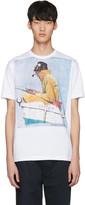 Junya Watanabe White Sport T-shirt
