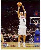 Steiner Sports Jason Kidd USA Basketball 8'' x 10'' Signed Photo