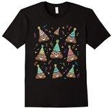 Poop Emoji Birthday Shirt Girls, Boys, Teens, Pj Pajamas Tee