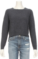 Autumn Cashmere Crop Crew Sweater