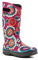 Bogs Women's Pansies Waterproof Rain Boot