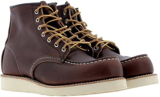 """Red Wing Shoes """"Classic Moc"""" ankle boots"""