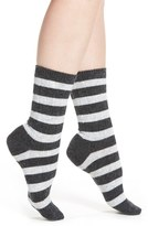 Ralph Lauren Rugby Stripe Boot Socks (2 for $24)