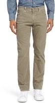 AG Jeans Men's Matchbox Slim Straight Leg Corduroy Pants