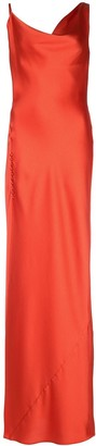 Jay Godfrey Justine slip dress