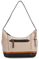 The Sak Kendra Color Block Hobo Bag