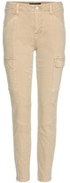 J Brand Houlihan Mid-rise Skinny Cropped Cargo Trousers