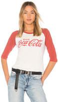 Junk Food Clothing Coca Cola Raglan Tee