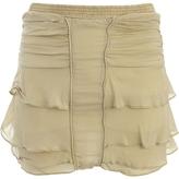 Gucci Silk Mini Skirt