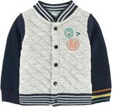 Catimini Bi-material Teddy jacket