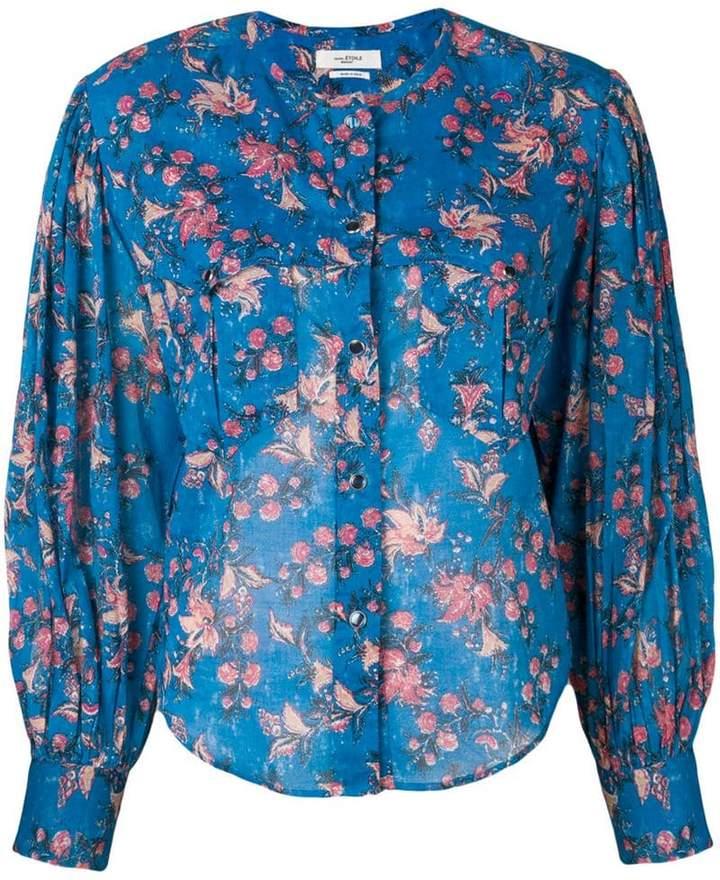 ed711c8f0f8 Etoile Isabel Marant Blue Women's Tops - ShopStyle