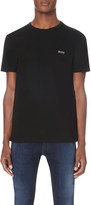 HUGO BOSS Branded cotton-jersey t-shirt