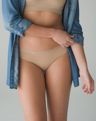 Soma Intimates Cotton Modal Hipster