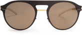 Mykita Lester stainless-steel sunglasses