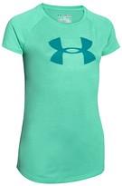 Under Armour Girls' Big Logo Tee - Sizes XS-XL