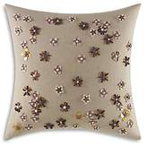 Kate Spade Scatter Blossom Decorative Pillow, 18 x 18