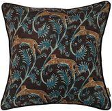 Biba Rita leopard print cushion