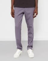 Farah Denby Rigid Hopsack Trousers Grey