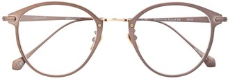 EQUE.M Mellow Go Round circle glasses