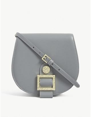 Ted Baker Sonja leather saddle bag