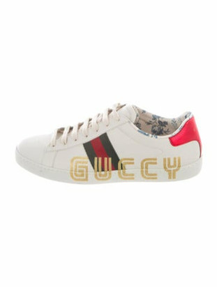Gucci Ace Guccy Sneakers