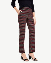 Ann Taylor The Ankle Pant in Diamonds - Devin Fit