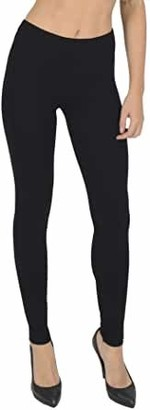 Rara Womens High Waisted Full Length Leggings Extra Comfort Range Plus Sizes (22