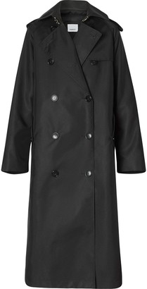 Burberry Layered Trench Coat