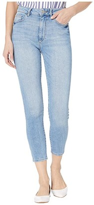DL1961 Farrow Crop High-Rise Skinny Jeans in Sorrento (Sorrento) Women's Jeans