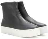 Opening Ceremony Cici High-top Leather Sneakers