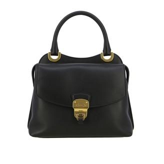 Tod's Mini Handbag In Leather With Zip