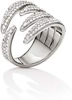 Folli Follie Fashionably silver wrap ring