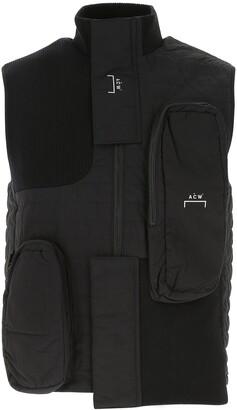 A-Cold-Wall* Padded Utility Sleeveless Jacket