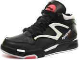 Reebok Classic Pump Omni Lite Black Womens Sneakers, Size 7.5