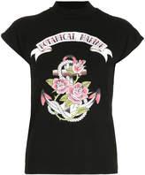 G.V.G.V. Botanical Marine printed T-shirt