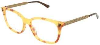 Gucci Women's Gg0218o 51Mm Optical Frames