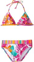 Roxy Little Girls' Tiki Floral Flutter Set