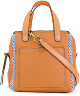 Tory Burch mini Whipstitch satchel
