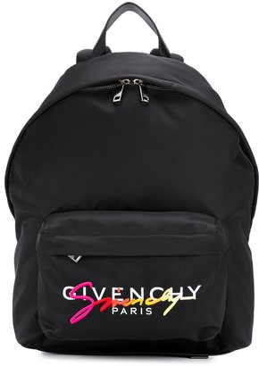 Givenchy Backpack With Pocket