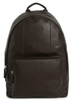 Cole Haan Pebble Leather Backpack