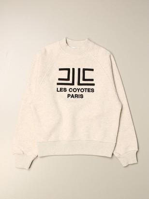 LES COYOTES DE PARIS Sweatshirt With Logo
