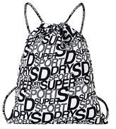 Superdry Drawstring Sports, Women's Backpack Handbag, Multicolore (Sd Print), 37.0x1.0x47.0 cm (W x H L)