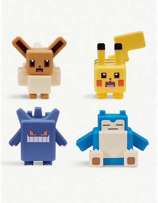 Pokemon Quest assorted vinyl figures