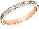 Swarovski Multi-Crystal PVD Bangle Bracelet