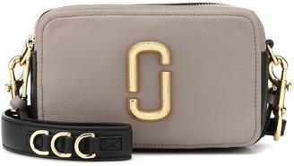 Marc Jacobs Softshot 21 leather crossbody bag